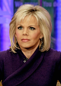 "FILE - This Nov. 30, 2010 file photo shows Gretchen Carlson, co-host of the ""Fox & friends"" television program appears on the show in New York. A video shown Wednesday, May 30, 2012, on ""Fox & Friends,"" and praised by co-anchors Brian Kilmeade and Carlson, drew criticism from media critics about the video critical of President Barack Obama's record that resembled a campaign attack ad. (AP Photo/Richard Drew, file)"