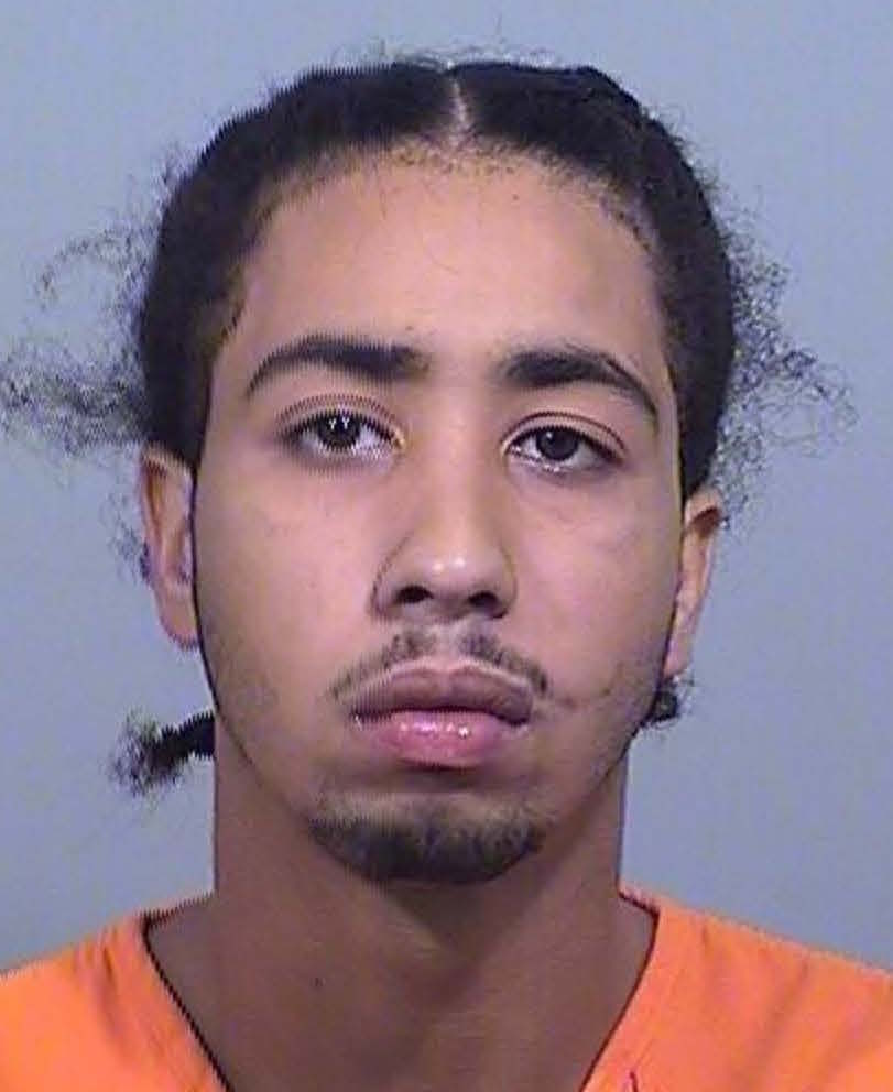 Timothy Ortiz has been charged with killing Jonathan Methot in Biddeford.
