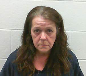 Tanya Boutelle is also accused of failing to report her income to the state and receiving more than $3,700 in welfare benefits she wasn't entitled to. <em>Photo courtesy of Maine DHHS</em>