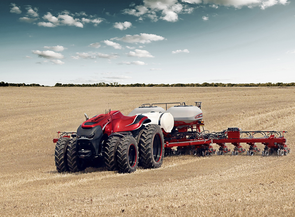 One industry analyst says dealing with the legal implications of self-driving tractors is one reason why it could take three years before they're commercially available. <em>Photo courtesy of Case IH</em>