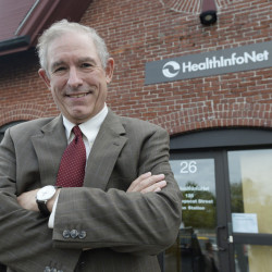 Devore Culver, executive director and chief executive officer at HealthInfoNet in Portland.