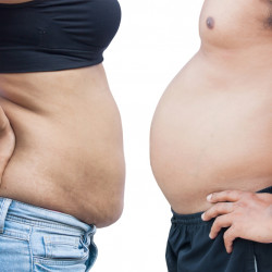 More sleep could be one of the keys to getting rid of belly fat.