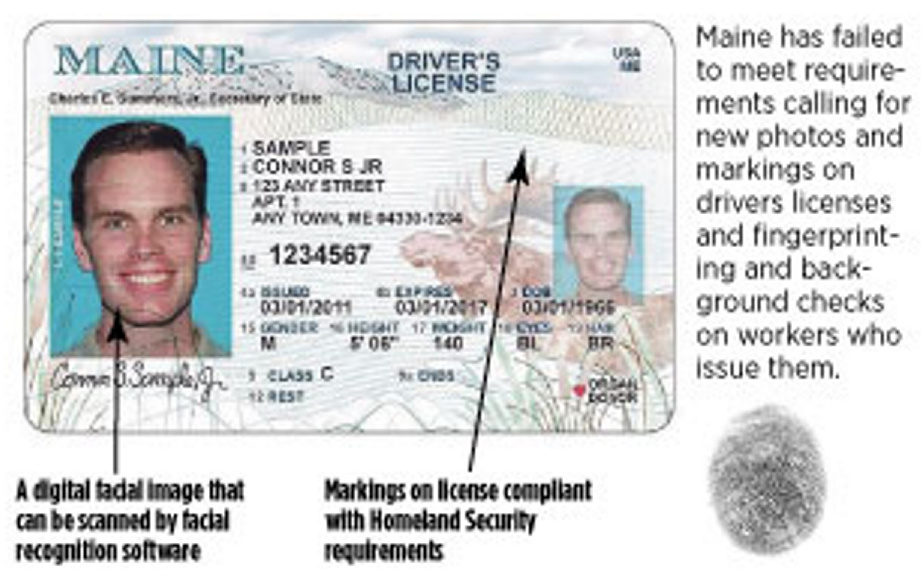 Traveling On Airlines With Driver S License