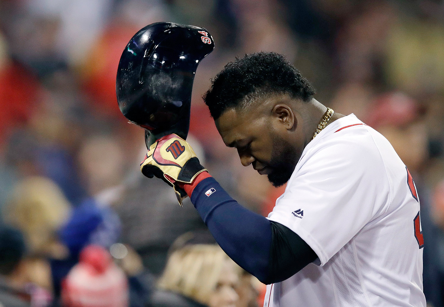 Major league notebook: Red Sox to retire David Ortiz's No. 34