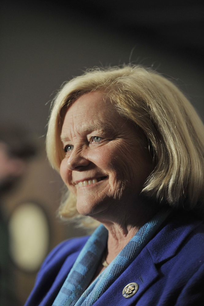 U.S. Rep. Chellie Pingree is in touch with her constituents and reflects their values.
