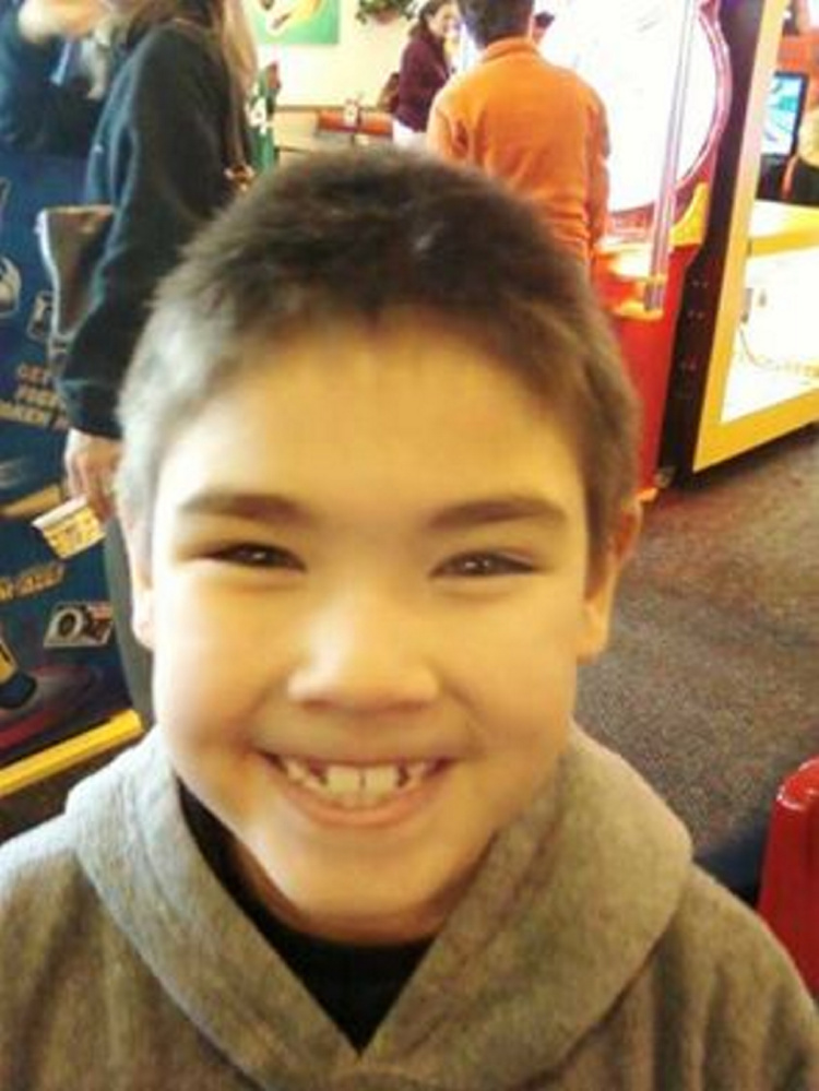 At Lewiston Middle School, Jayden Cho-Sargent was known for his humor and kindness and for being