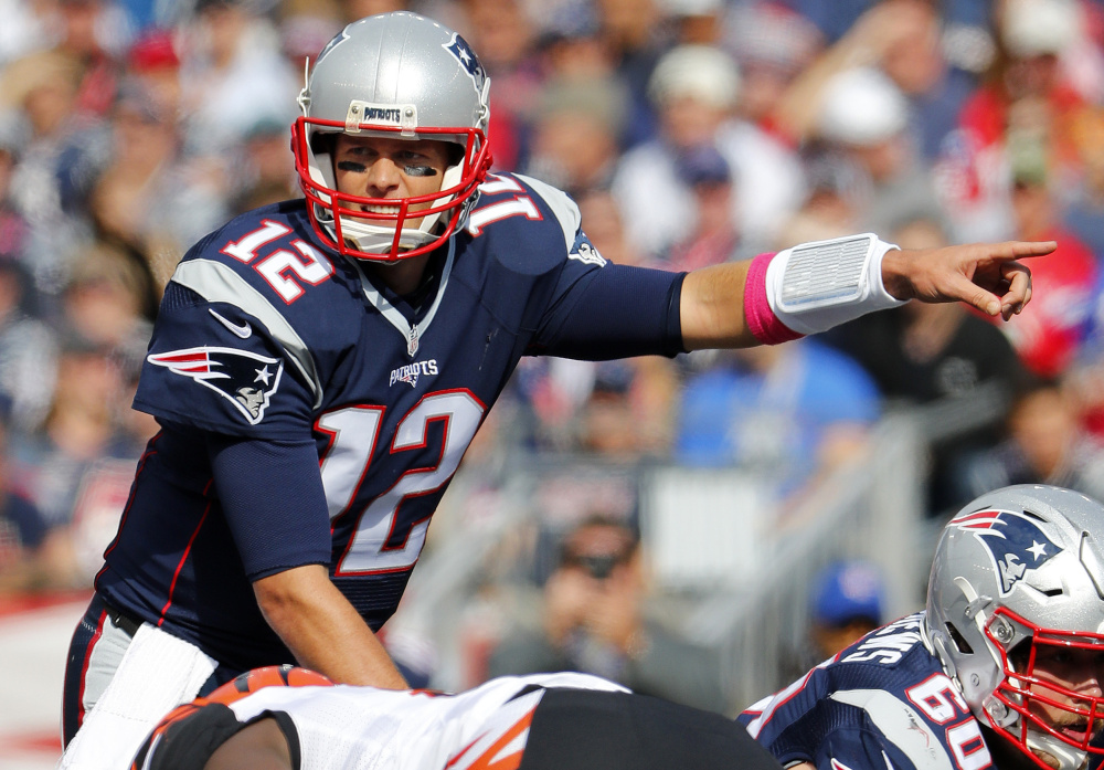 Tom Brady has returned from his suspension with a vengeance, and thanks to the early respectable work of his understudies, the New England Patriots have the best record in the league at 7-1 – garnering them the only A+ grade in this midseason evaluation.