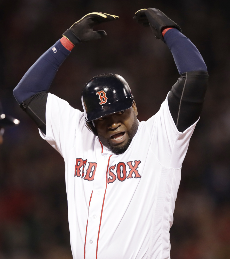 David Ortiz is the AL's 'best player who mattered' after a marvelous final season. He led the league in doubles and slugging percentage and was tied for first in RBI.