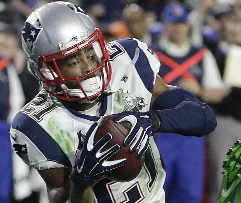 Malcolm Butler is back in the spotlight this week as the Patriots face the Seahawks for the first time since his game-saving interception in the Super Bowl.