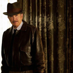 """Warren Beatty worked both in front of (portraying Howard Hughes) and behind the camera """"Rules Don't Apply."""""""