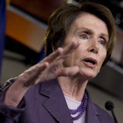 Nancy Pelosi, D-Calif., has won a seventh term as House minority leader. Even her supporters acknowledge, however, that after 14 years atop the party, Pelosi is nearing her political twilight.