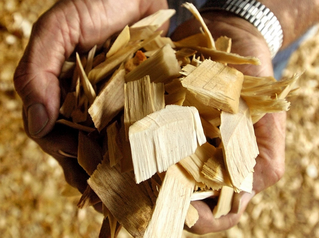European Union regulations require all imported wood to be heat-treated to kill bugs. In Eastport, the port authority has been working with others to develop a system of heating the wood after it's loaded into the hulls of chip carriers. Morning Sentinel file photo