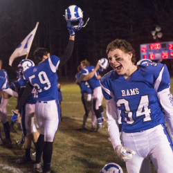 Kennebunk gets its chance to rejoice after beating Biddeford.