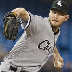 Chris Sale would be a big upgrade to Boston's rotation if acquired in a trade, but the cost might be too high.