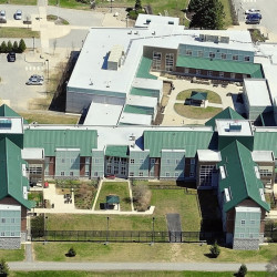 A special unit added to Riverview Psychiatric Center, seen here, would house people who are deemed either not criminally responsible or mentally incompetent to stand trial – thus freeing up space at Riverview for those who need inpatient mental health care but haven't been able to access it.