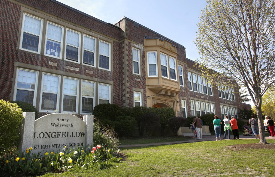 Longfellow Elementary School is among four Portland schools that have not had significant investments since they were built 40 to 60 years ago.