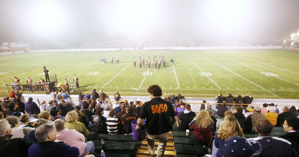 Biddeford fans consider Waterhouse Field a special place, but the home of the Tigers and the Maine Shrine Lobster Bowl Classic needs work for teams to continue playing there.