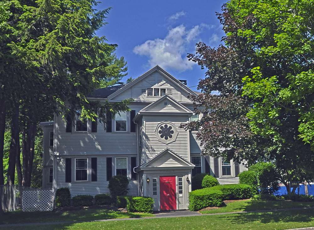 Valued at about $270,000 earlier in the year, St. Mark's Home in Augusta will be sold now that officials know its endowment can also be used after the sale to help the poor.