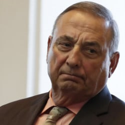 "Gov. Paul LePage says money is so tight that he can't afford to hire a replacement for the top attorney on his staff, who has resigned. 'I have no capital,"" LePage said."