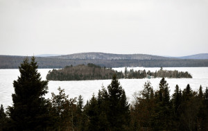 Rangeley Lake is a big draw for visitors in summer while snowmobilers and skiers have come for the trails during winter.