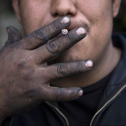 With 80 percent of the world's 1.1 billion smokers living in low- and middle-income countries, the poor are disproportionately burdened, a new report says.