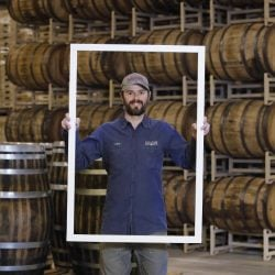 Luke Truman pictures a greener future for Allagash Brewery.