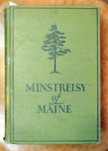 """The Mallett Brothers' new album draws material from the book """"Minstrelsy of Maine,"""" published in 1927."""