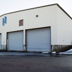 With the prospect of a new marijuana market in Maine, investors are buying warehouses and pursuing industrial buildings, such as this one at 9 Laurence St. in Gorham, to house cannabis growing and distribution businesses.