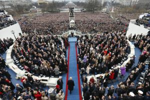The newly sworn-in president and his administration have a lot of work to do – they should be spending their first days in office focused on issues more important than the size of the inauguration crowd.