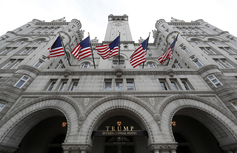 Trump Hotels Agressive Expansion Eyes 26 Major US Cities