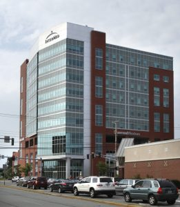 InterMed's offices at 83 Marginal Way in Portland.