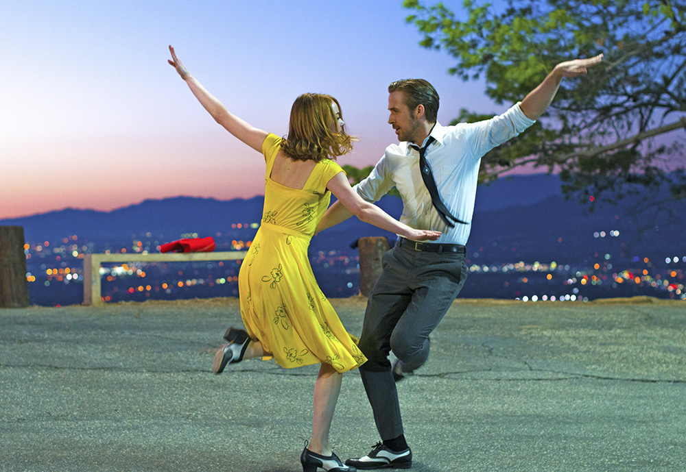 """The candy-colored love letter to musicals """"La La Land"""" has landed a  record-tying 14 Academy Awards nominations 50c748b0b2fa"""