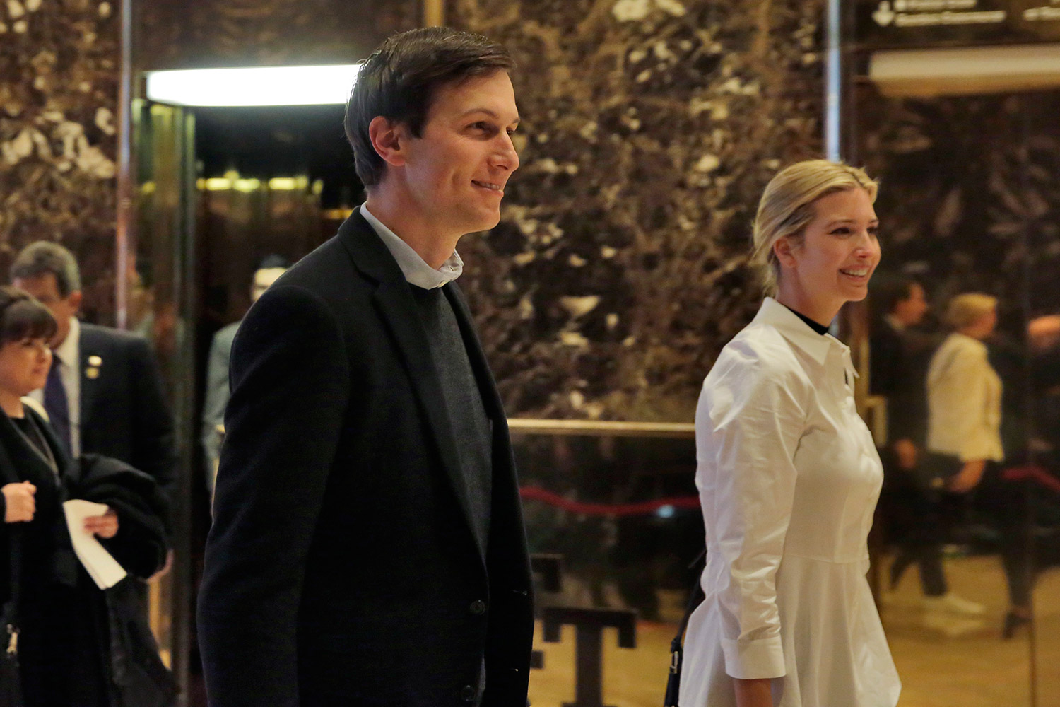 Trump names son-in-law Jared Kushner White House senior adviser