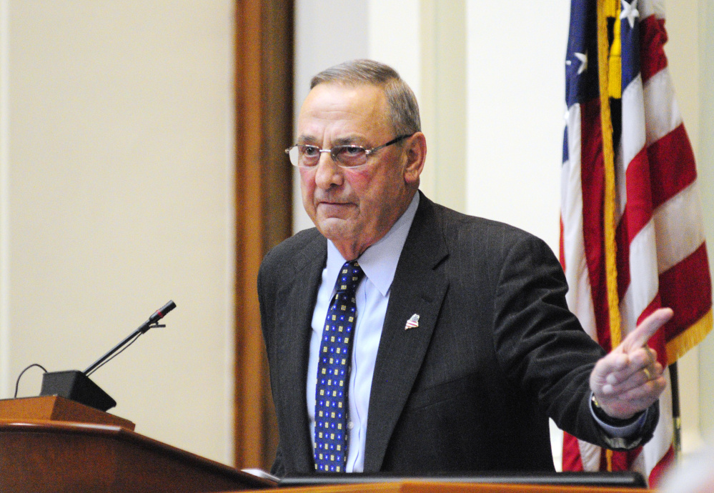 Gov. LePage might think that Maine is not a democracy, but it is, and the people have spoken. The ballot question calling for a minimum-wage increase passed in November and should not be altered.