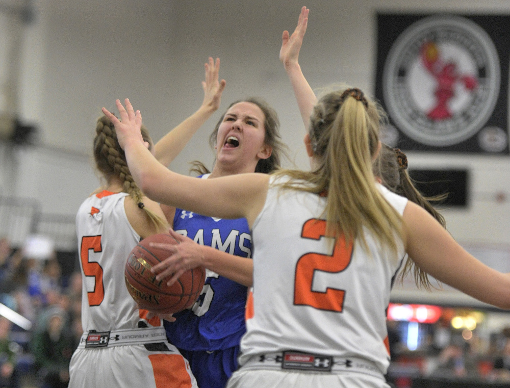 kennebunk girls Watch kennebunk high school girls' varsity basketball highlights and check out their schedule and roster on hudl.