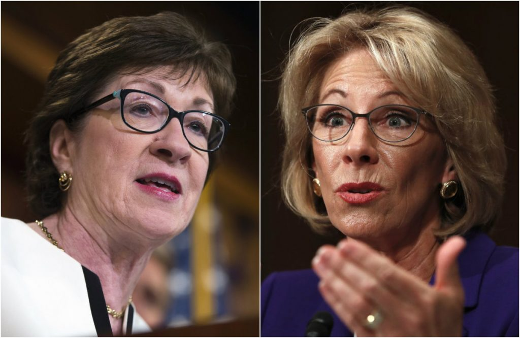 Oxford school board opposes DeVos confirmation