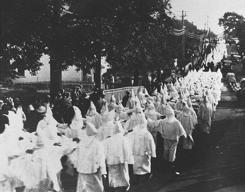 History of the ku klux klan in maine the portland press herald
