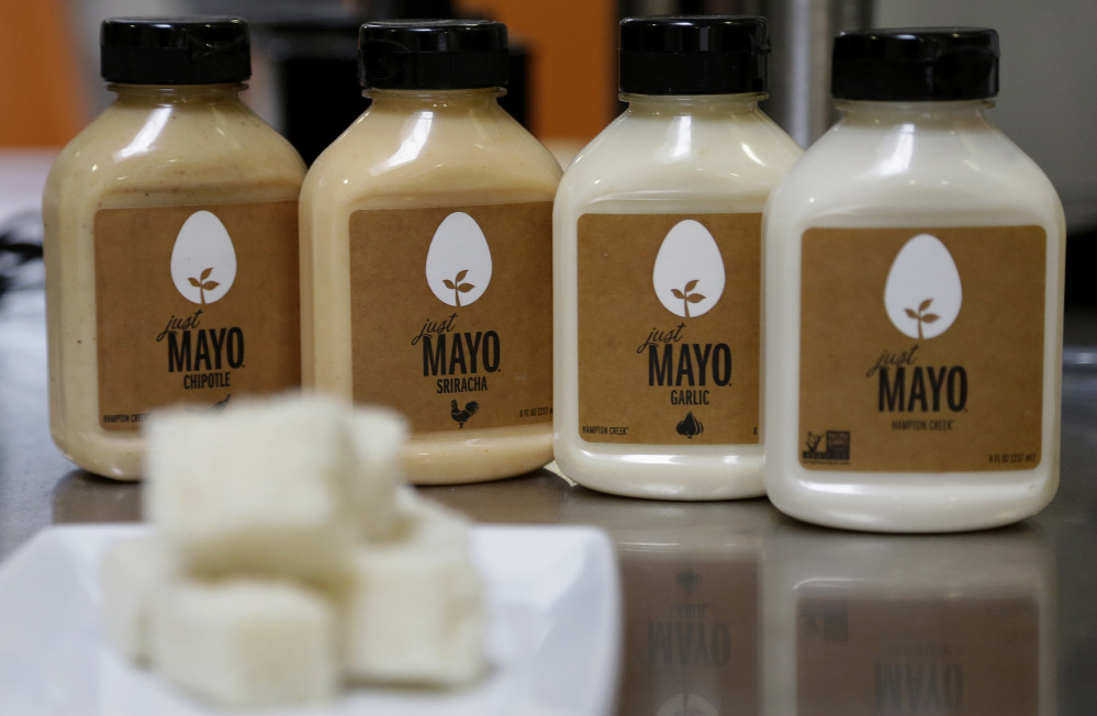 After an investigation by the U.S. Department of Agriculture, the San Francisco-based maker of Just Mayo worked out a deal with the FDA to keep its name, with strategic tweaks to its label to make clear it does not contain eggs.