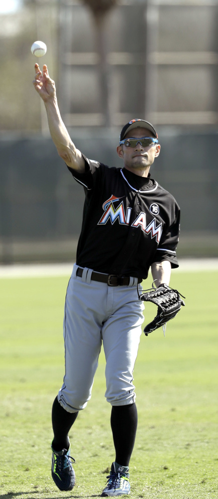 Marlins outfielder Ichiro Suzuki hit .291 last season, even though he played more often than the team planned because of an injury to Giancarlo Stanton.