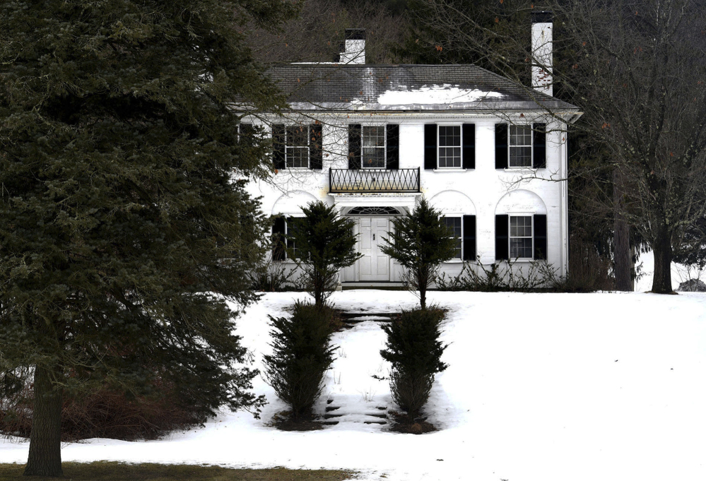 A Miami couple bought the Rogers House on this 3-acre property in Orford, N.H., without seeing it in person. The buyers will make some renovations to the home built in 1817.