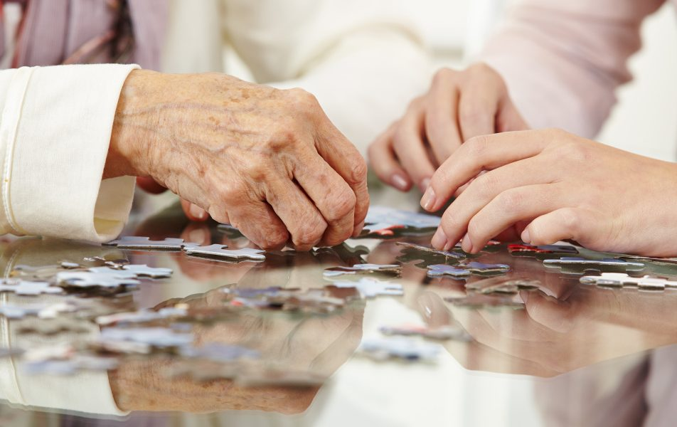 The household model of senior living may work better when residents are relatively equal in mobility and cognitive ability.