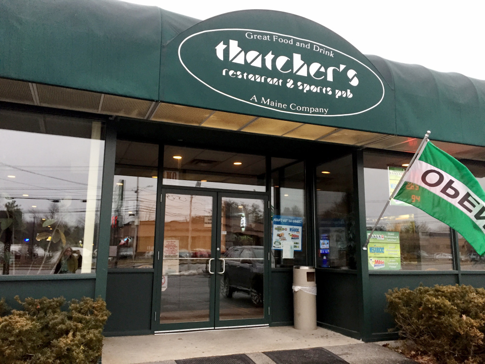 Cynthia Boulay opened Thatcher's on Foden Road in South Portland after operating it in the Maine Mall until 2003. She says she's now challenged to find dependable help and promote her business on social media.