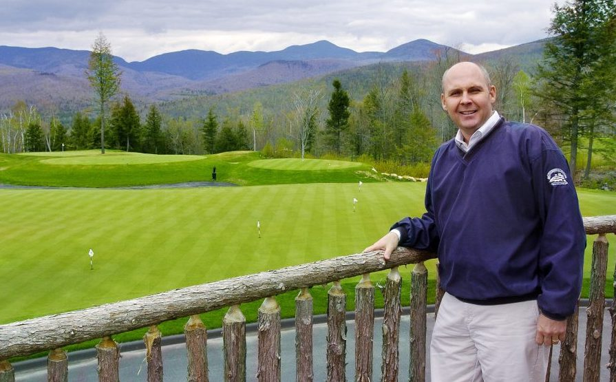 Harris Golf Inc., whose principal figure is Jeff Harris, is embroiled in a lawsuit with Newry Holdings LLC over ownership of Sunday River Golf Club in Newry.