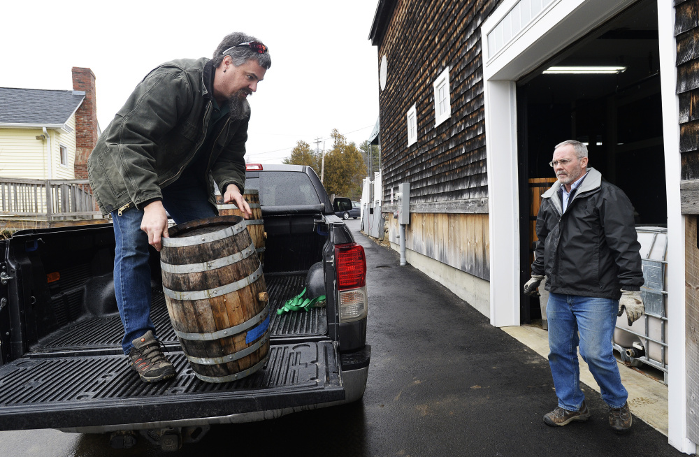 Here's how to use barrel-aged maple syrups