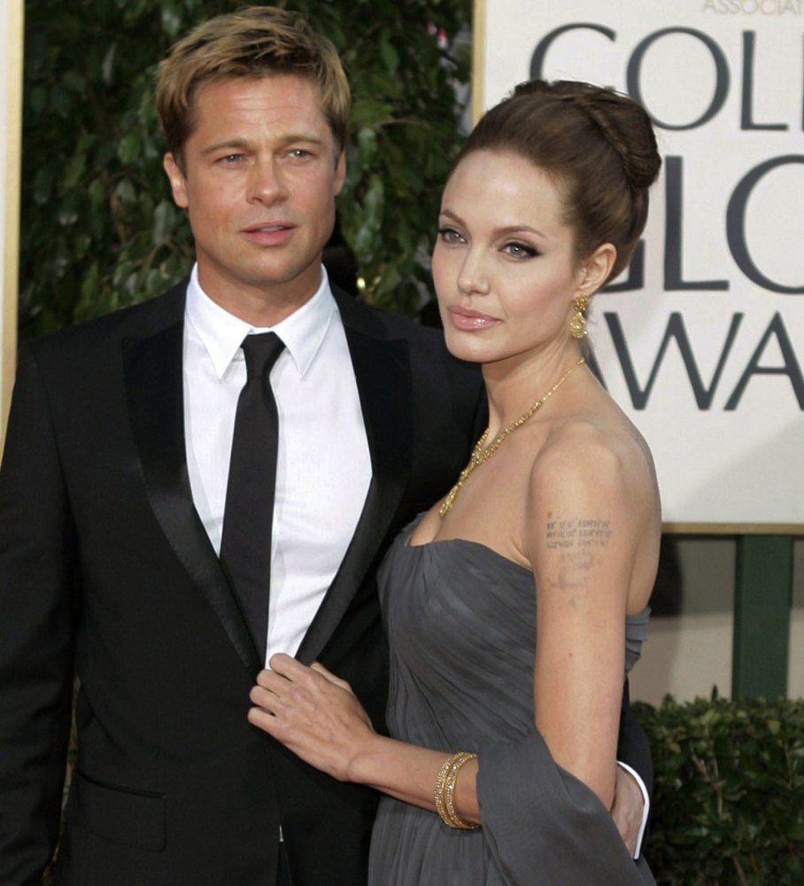 Brad Pitt and Angelina Jolie Pitt are on speaking terms these days as they negotiate their divorce.
