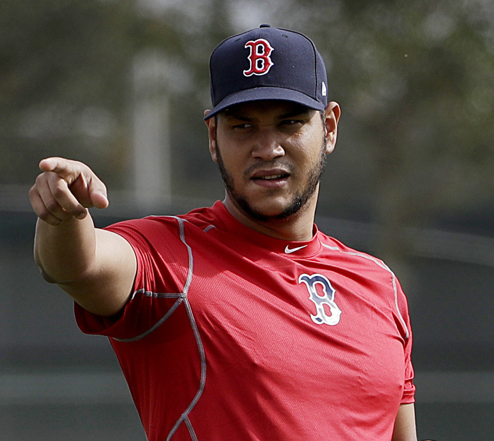 Eduardo Rodriguez has met and exceeded all expectations in spring training.