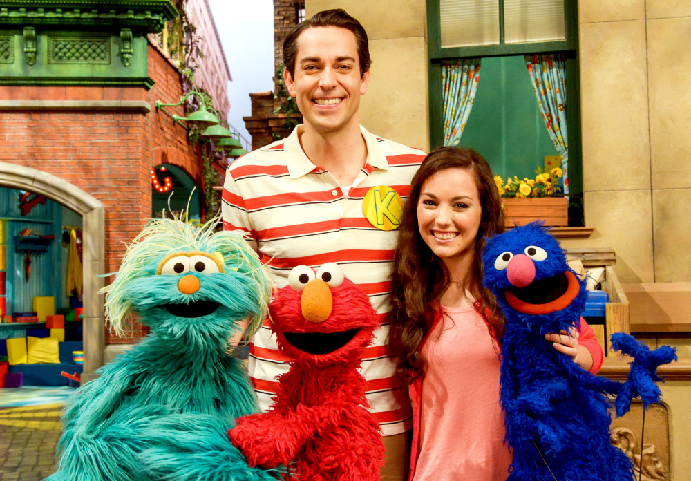 Zachary Levi, Suki Lopez and friends from the 47th season of