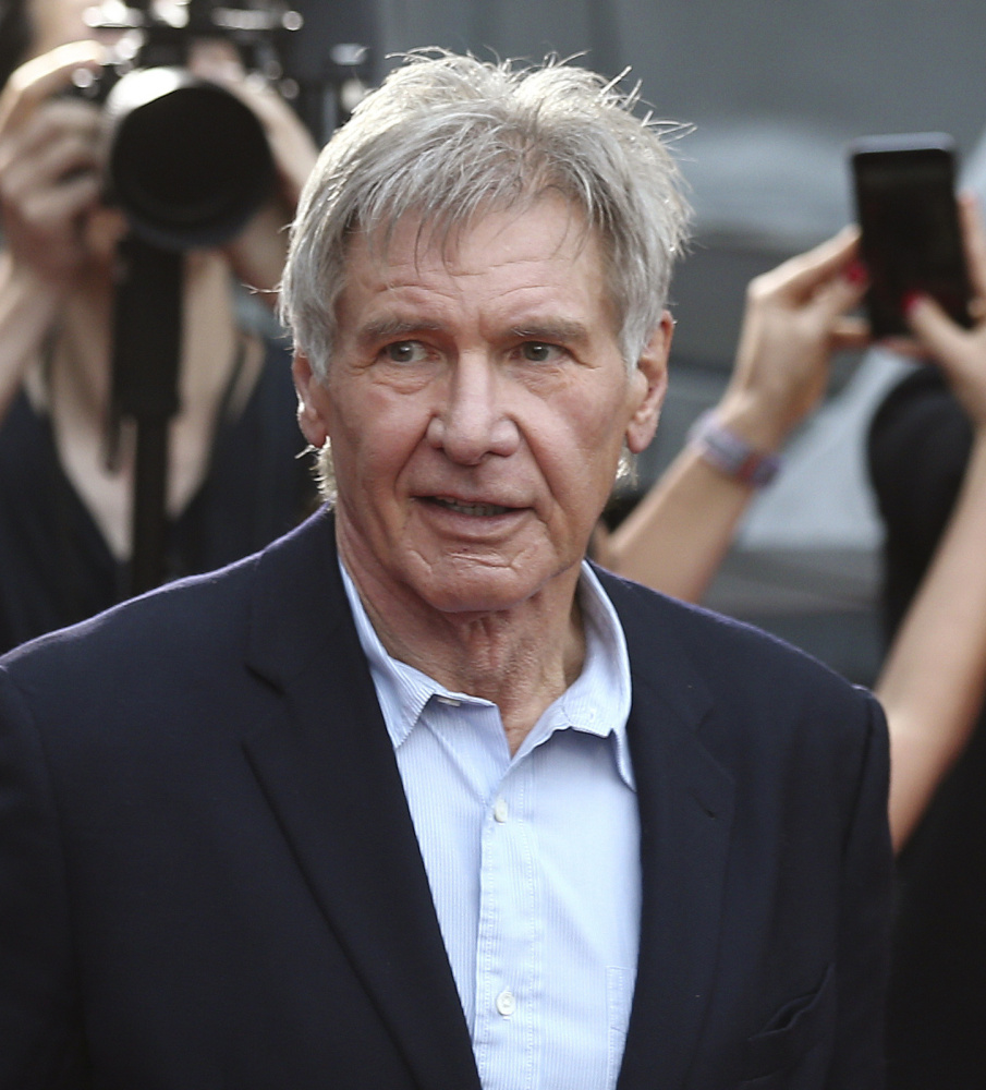 Harrison Ford landed his plane on a taxiway instead of a runway last month.