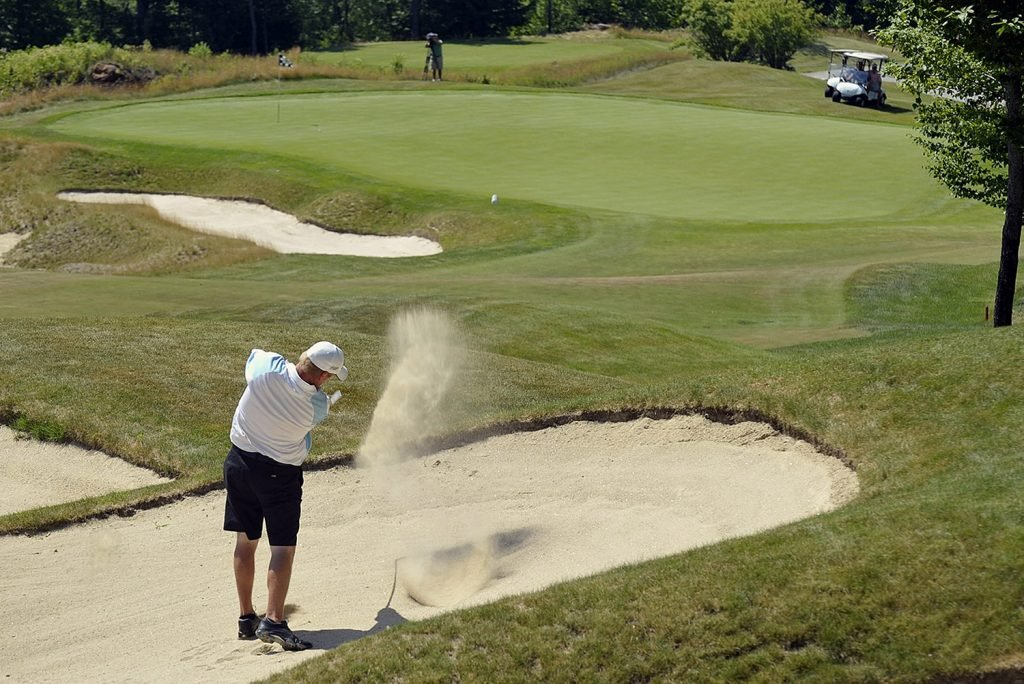 Sunday River Golf Club hosted the 2012 Maine Amateur Championship. The ownership of the golf course is now in dispute, and the status of memberships sold for 2017 is in doubt.