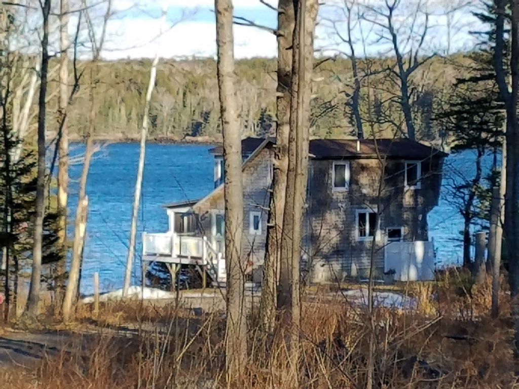 William Dean's home in Owls Head was sold for $205,000, less than half of its assessed value.